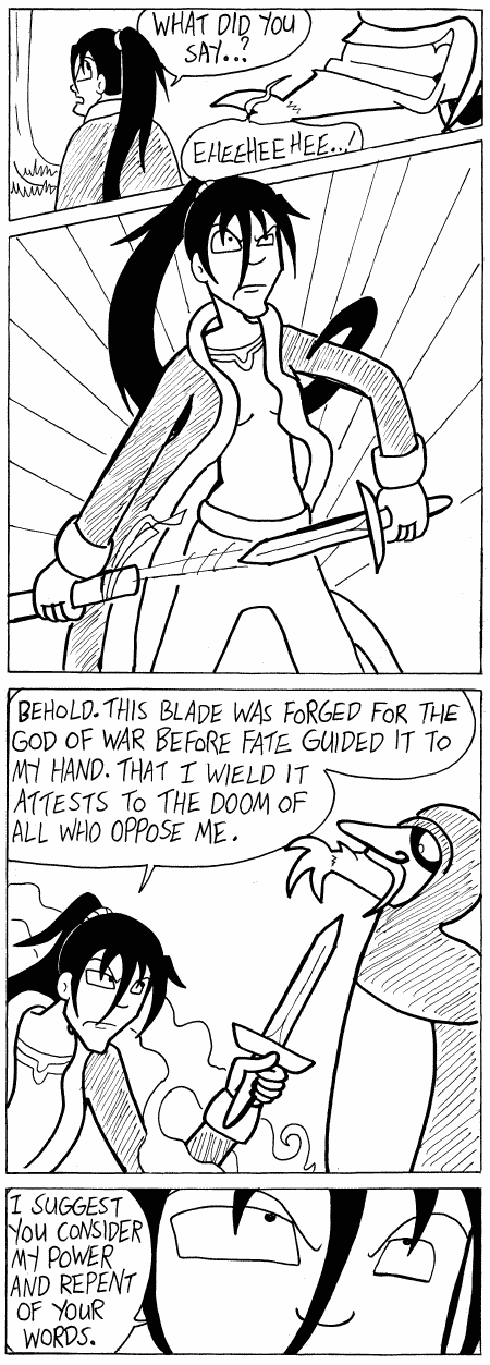 (#148) Blade of Fate