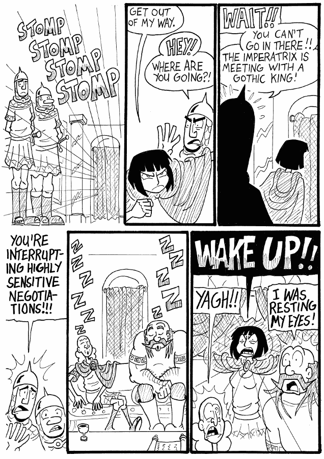 (#240) Wake Up and Smell the RAGE